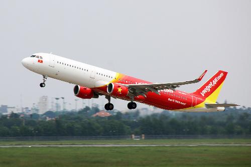 Hãng có 82 đường bay phủ khắp các điểm đến tại Việt Nam và các đường bay quốc tế.