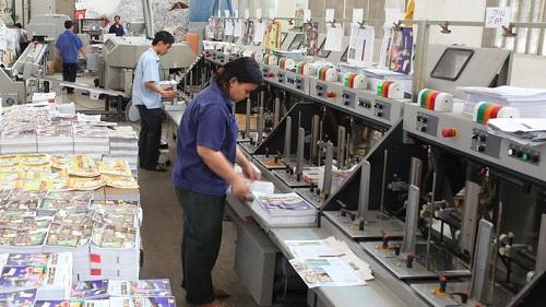 Hoạt động kinh doanh của In Trần Phú liên tục sa sút trong những năm gần đây, do sức ép từ cạnh tranh.