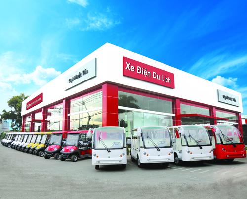 Tất cả mẫu xe điện phục vụ cho hoạt động du lịch vận chuyển hành khách và sử dụng cho gia đình sẽ được Đại Phát Tín trưng bày tại triển lãm.