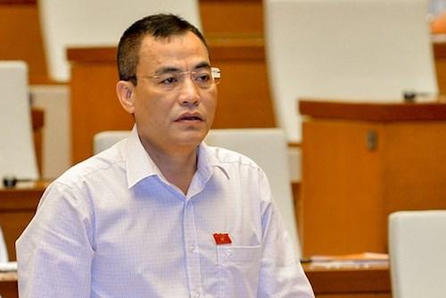 Ông Trần Văn Minh, đại biểu Quốc hội tỉnh Quảng Ninh. Ảnh: QH