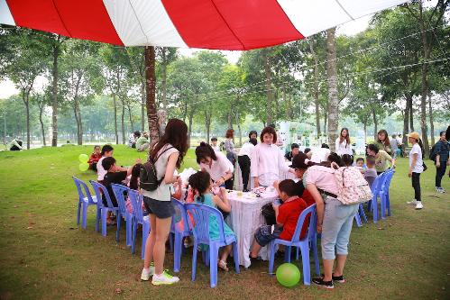 Cư dân Gamuda Land tham gia ngày hội vì môi trường - 2