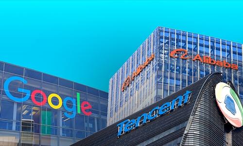 Tencent và Alibaba là hai đại diện của Trung Quốc trong danh sách năm nay. Ảnh: CNN