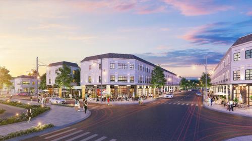 Khu dân cư cao cấp Thăng Long Home - Hiệp Phước hưởng lợi nhờ nhiều công trình hạ tầng đã và sắp triển khai.