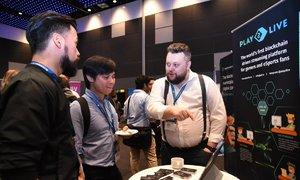 Startup tiền thuật toán cho game thủ niêm yết trên các sàn quốc tế