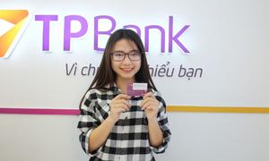 Ngân hàng tự động của TPBank phục vụ hàng nghìn sinh viên