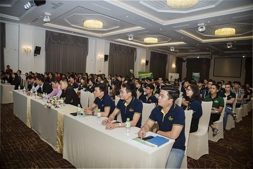 Hơn 200 sale tham dự chương trình Training workshop dự án Western City giai đoạn 2.