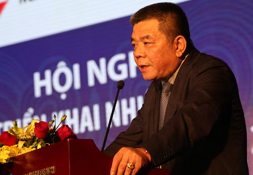 Ông Trần Bắc Hà, cựu Chủ tịch Ngân hàng BIDV