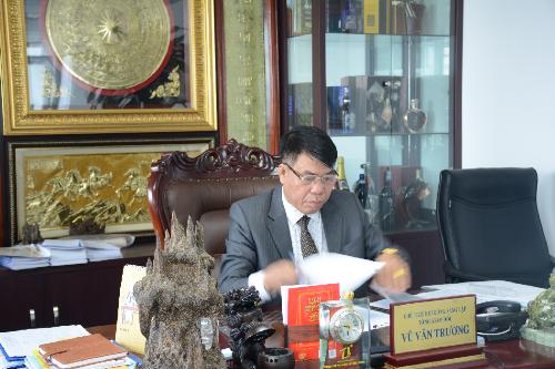 CTHĐQT  TGĐ Công ty CP Đầu tư Xây dựng Thiên Lộc:Một doanh nhân thích đọc sách và luôn giữ chất lính (bài xin Edit) - 1