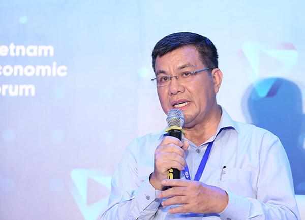 Tiến sĩ Võ Văn Quang, Phó Tổng Giám đốc Ngân hàng thương mại cổ phần Bắc Á.