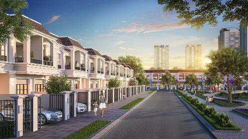 Với đòi hỏi cao về tiêu chuẩn sống, nhà ở cho chuyên gia nước ngoài khá ít ỏi tại thị trường Nhơn Trạch.