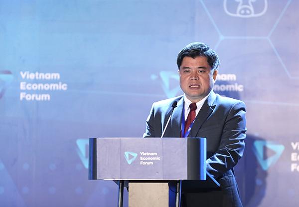 Ông Trần Thanh Nam, Thứ trưởng Bộ Nông nghiệp và Phát triên Nông thôn.
