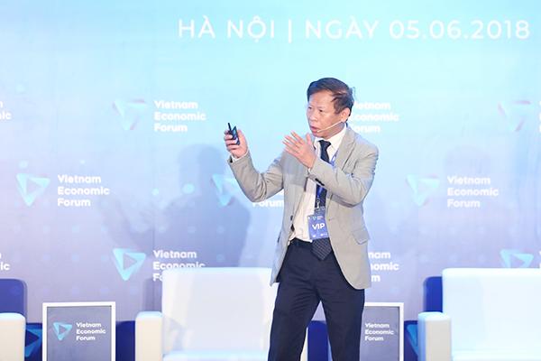 Tiến sĩ Đặng Kim Sơn, nguyên Viện trưởng Viện chính sách và Chiến lược phát triển nông thôn (Bộ Nông nghiệp và Phát triển nông thôn).