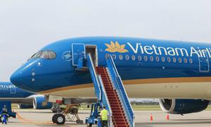 Phi công Vietnam Airlines được áp dụng lương mới