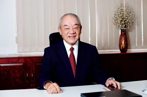 Ông Kajiwara Junichi - Tổng giám đốc Acecook Việt Nam.