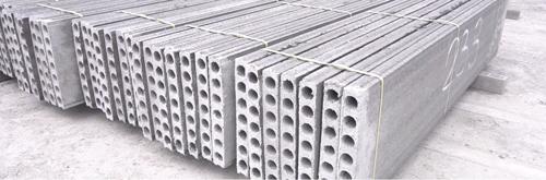 Sản phẩm tấm tường rỗng bê tông đúc sẵn theo công nghệ đùn ép với nhiều ưu điểm.