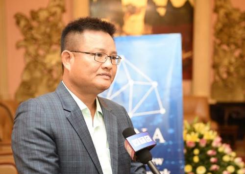 Ông Vũ Trường Ca - Đồng sáng lập Lina Network.