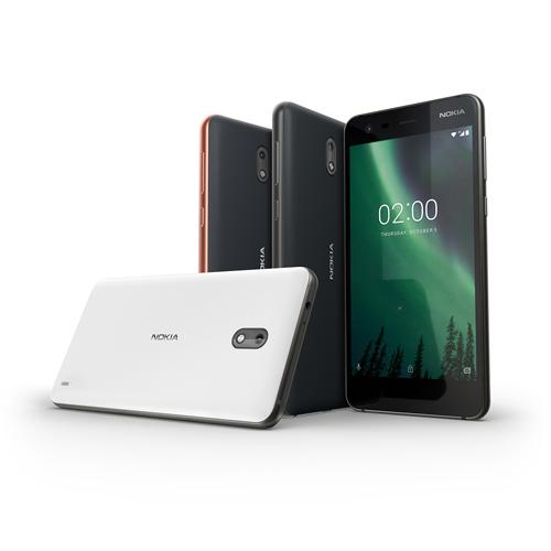 Nokia 2 được giảm giá còn 2,19 triệu đồng so với giá gốc 2,389 triệu đồng.