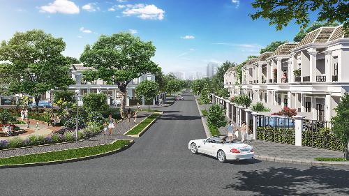 Dự án có nhiều ưu điểm với phân khúc nhà ở cho chuyên gia tại Nhơn Trạch.