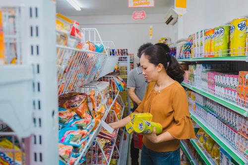 Hoàng Gia Mart phát triển kho bán lẻ phục vụ khách hàng offline mua sắm theo sở thích và thói quen mua sắm truyền thống của người Việt