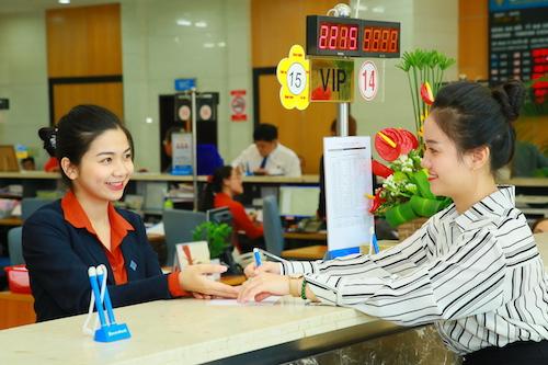 Nhà băng triển khai sản phẩm tiết kiệm Đại Phát dành cho khách hàng cá nhân.