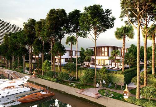 Vision Land phân phối dự án cao cấp Evergreen - 2