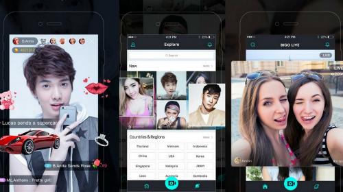 Đứng sau Bigo Live là hàng loạt nhà đầu tư đến từ Trung Quốc. Ảnh: Tech In Asia