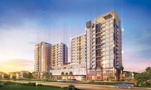 Phú Mỹ Hưng lần đầu phát triển khu căn hộ kết hợp khối thương mại
