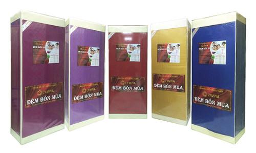 6 loại đệm bông ép được người tiêu dùng ưa chuộng tại Đệm Xanh - 2