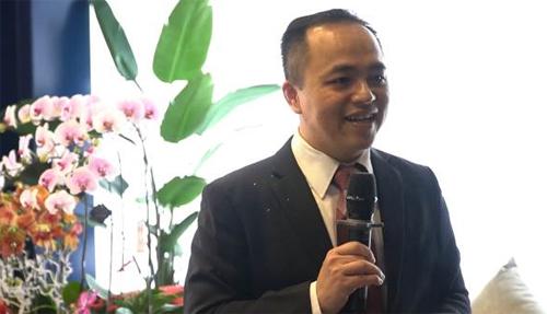 Ông Lâm Ngọc Minh - CEO của Liên Á.