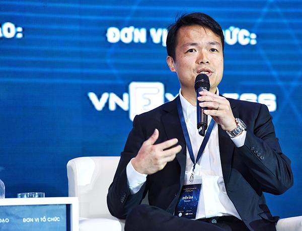 Ông Tong Hsien-Hui - Phó Giám đốc Investments SGInnovate.