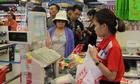Nhiều ưu đãi tại Lotte Mart