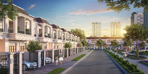 Thang Long Home - Hiệp Phước là dự án hướng đến đối tượng chuyên gia các khu công nghiệp.