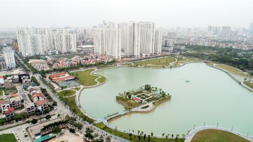 An Bình City và Green Stars nằm trong quần thể Khu đô thị Thành phố Giao lưu, Hà Nội.