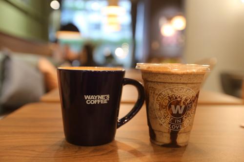 Cà phê Waynes Coffee đã có mặt tại Việt Nam.
