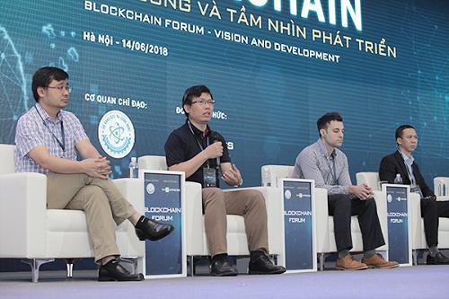 Các chuyên gia đề xuất giải pháp cho sự phát triển của công nghệ Blockchain.