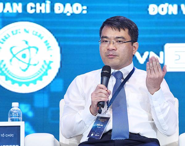 Ông Nguyễn Thanh Tú - Vụ trưởng Vụ Pháp luật dân sự và kinh tế - Bộ Tư Pháp.
