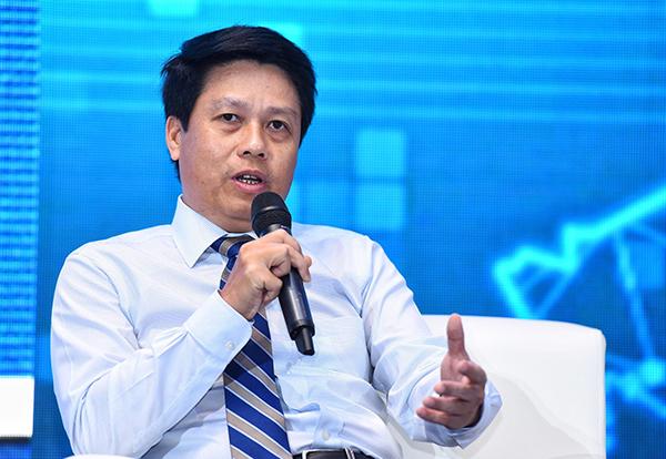 Ông Phạm Tiến Dũng - Vụ trưởng Vụ thanh toán - Ngân hàng Nhà nước Việt Nam.