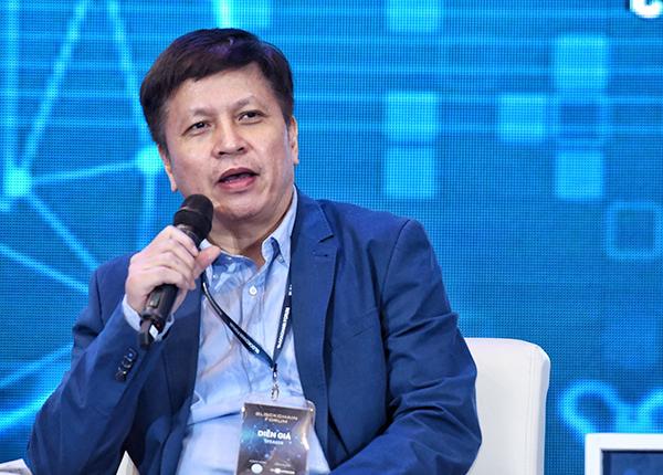 Ông Đào Đình Khả - Vụ trưởng Vụ Công nghệ thông tin - Bộ Thông tin và Truyền thông