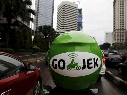 Go-Viet, ứng dụng được đỡ đầu bởi Go-Jek có thể coi là đối thủ tiềm năng của Grab tại Việt Nam.