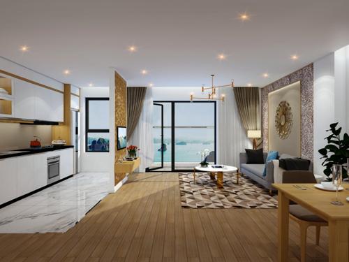 Căn hộ dịch vụ được trang bị đầy đủ nội thất và tiện ích giống như khách sạn. Ngoài ra, căn hộ có thêm nhiều tiện ích khác như bếp nấu ăn riêng, máy giặt, phòng khách, khu tập Gym, spa&