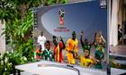 LG tặng tivi cho khách hàng mùa World Cup 2018