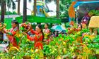 Lễ hội trái cây Nam Bộ diễn ra 3 tháng tại Suối Tiên