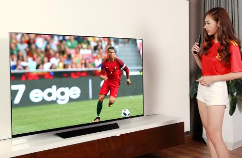 Tivi LG tích hợp nhiều tính năng mới.