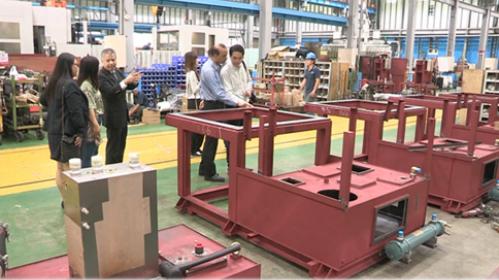 Số liệu từ TAITRA cho thấy Việt Nam là thị trường lớn thứ năm về nhập khẩu máy công cụ từ Đài Loan.