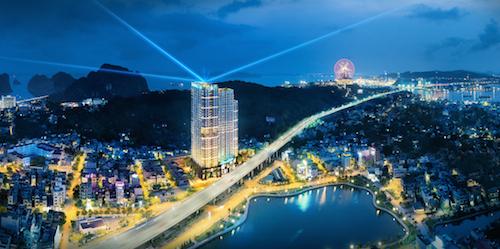 Dự án căn hộ dịch vụ Ha Long Bay View.