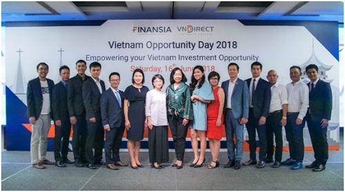 VnDirectmở lối cho nhà đầu tư Thái Lan vào Việt Nam - 1