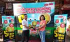 Hảo Hảo: Trúng bóng vàng chỉ với 3.500 đồng
