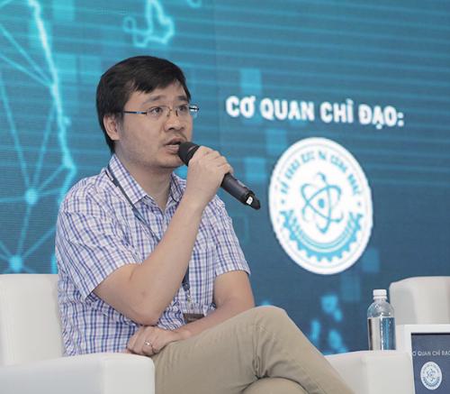 Ông Vương Quang Long, sáng lập và là CEO của Tomochain, công ty phát triển công nghệ blockchain đã gọi vốn thành công 8,5 triệu USD.