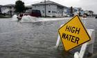 Dân Mỹ chê nhà vùng lụt, chuộng nhà vùng cháy