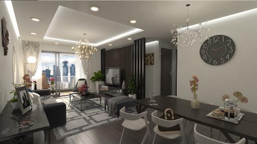 Căn hộ ở Eco Dream được bàn giao hoàn thiện với vật liệu, nội thất cao cấp.Thông tin liên hệ:  Cenland. Điện thoại: 0916200220  Phú Tài Land. Điện thoại: 0941085588  Đất Xanh iền Bắc. Điện thoại: 0915923030